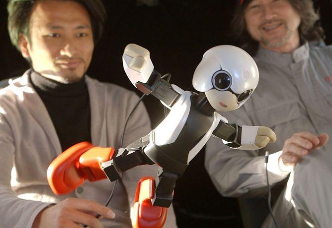 Robot Kibo