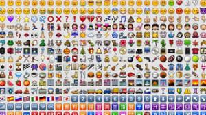 смайл Emoji Instagram