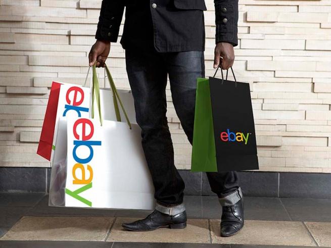 eBay покупки