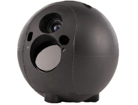 Throwable tactical camera