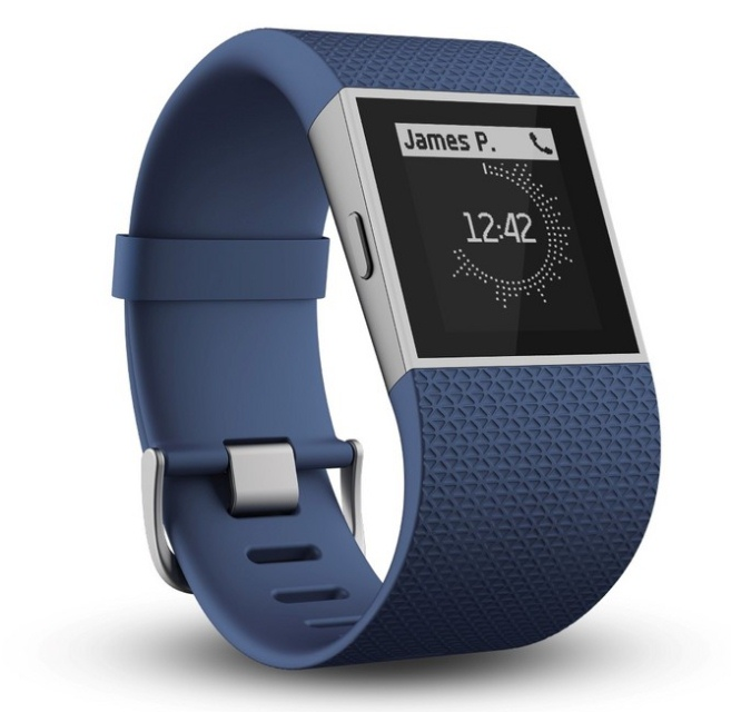 часы-браслет Fitbit