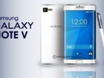 В сеть просочились фотографии Samsung Galaxy Note 5