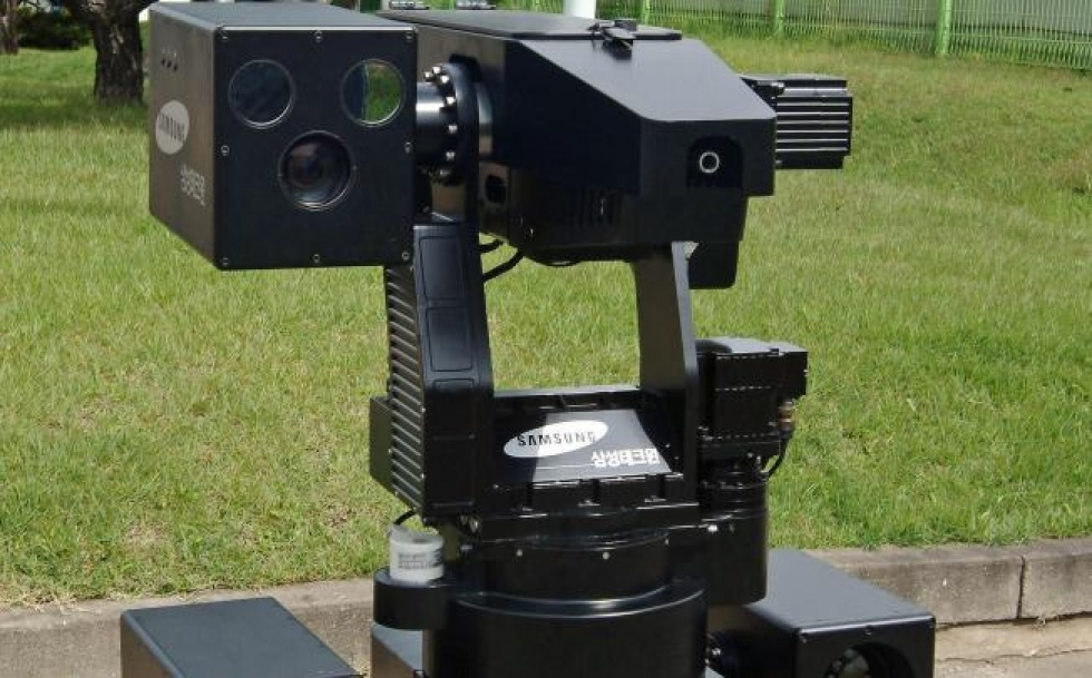 робот SGR-1