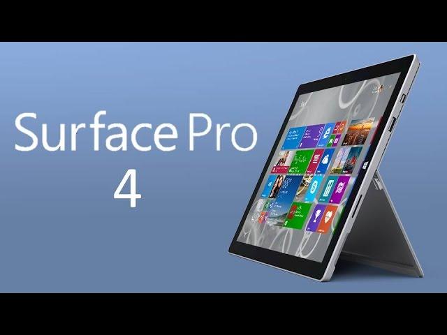 обзор Surface Pro 4