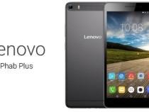 Немалый фаблет Lenovo Phab Plus вышел в РФ