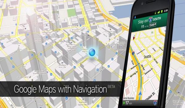 Компания Google обновила карты для Android