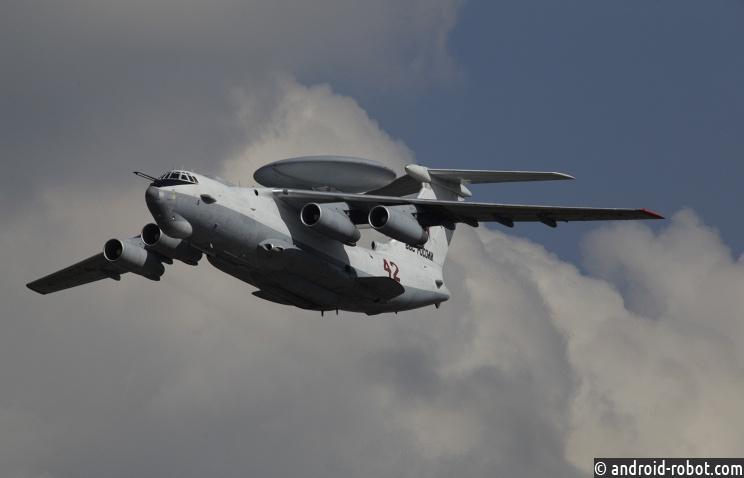 РФможет использовать вСирии самолет дальнего радиолокационного обнаружения А-50