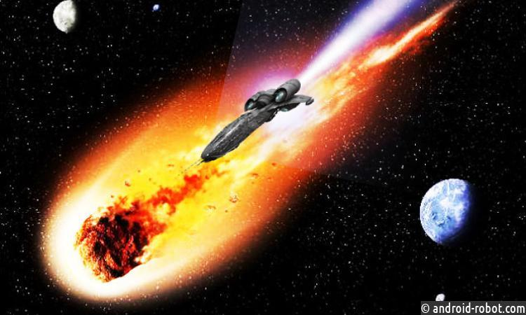 Телескоп NASA зафиксировал НЛО наорбите астероида