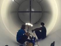 Первую капсулу Hyperloop продемонстрируют уже в 2018