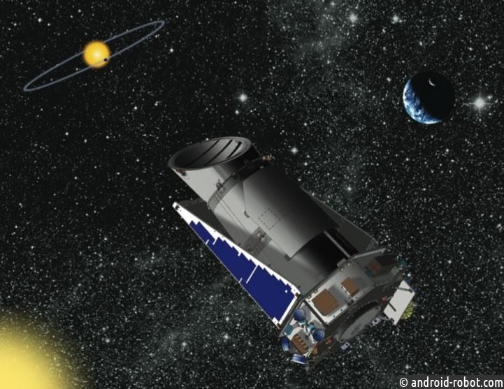 NASA удалось вывести телескоп Kepler изаварийного режима