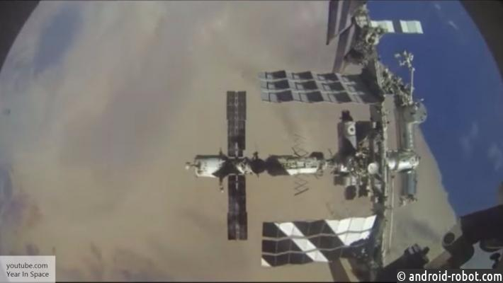 Владимир Путин поздравил экипаж МКС сДнём космонавтики