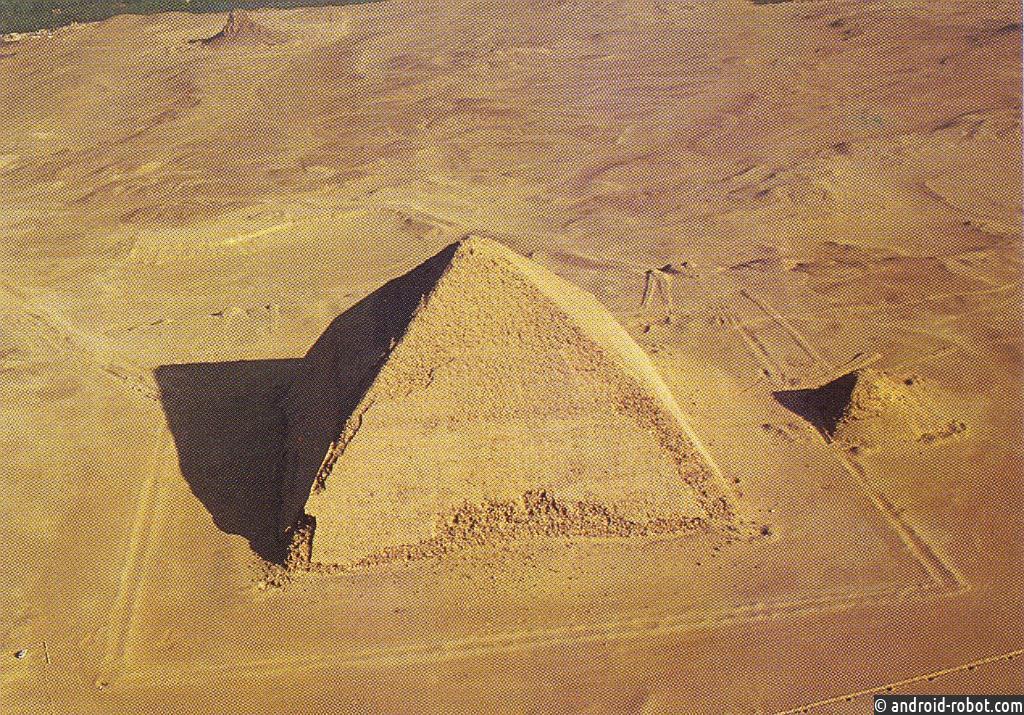 Ученые впервый раз изучили пирамиду спомощью космических лучей
