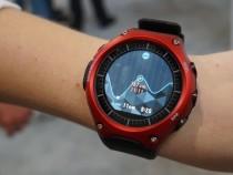 Умные часы Casio WSD-F10 стали доступны для заказа