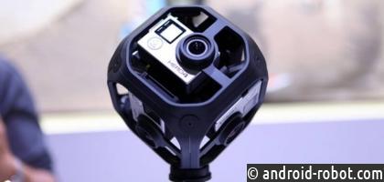 Компания опубликовала первое видео с камеры Omni VR