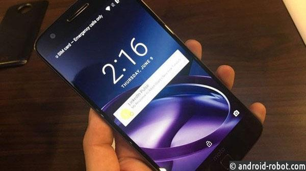 телефоны Moto XиMoto ZPlay