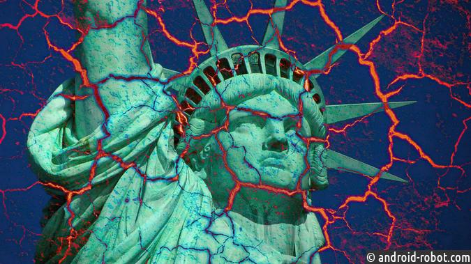прогнозируют мощное землетрясение вСША