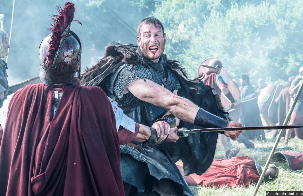 стальной меч исторический фильм нашествие варваров выставок Музеи