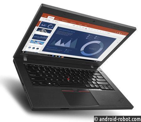 Lenovo представила ноутбуки ThinkPad L460 и ThinkPad L560