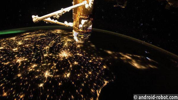 Вспутниковой системе ГЛОНАСС произошел сбой
