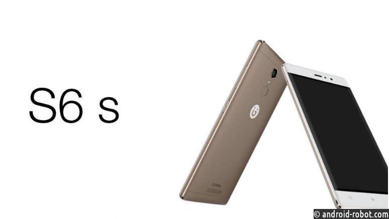 Смартфон Gionee S6s