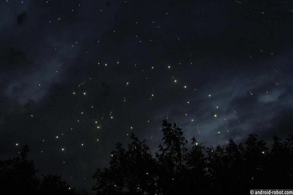 Украинцы смогут наблюдать «звездопад» Персеид с11 по13августа