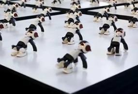 1007 роботов исполнили синхронный танец— Мировой рекорд