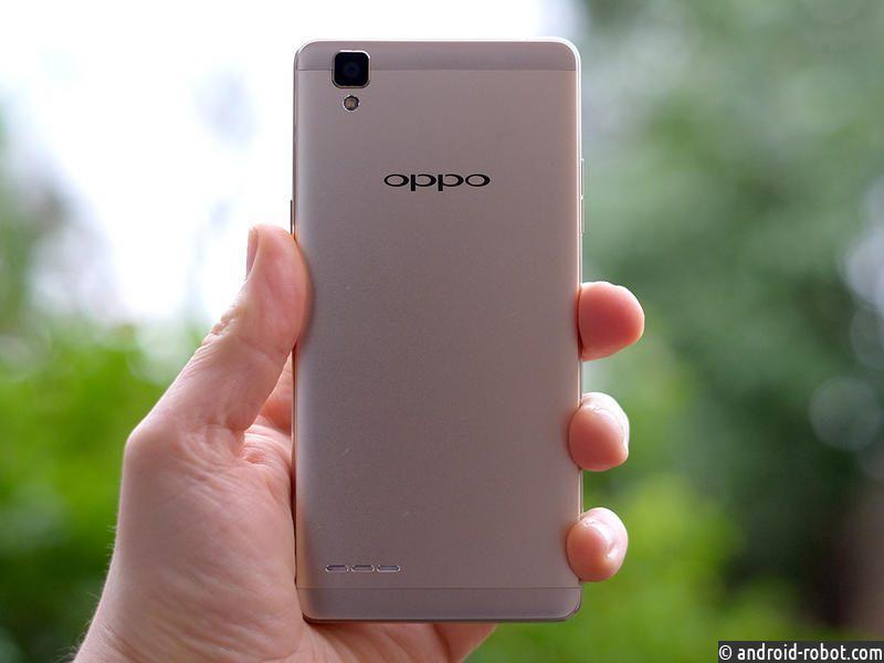 селфифон Oppo F1s
