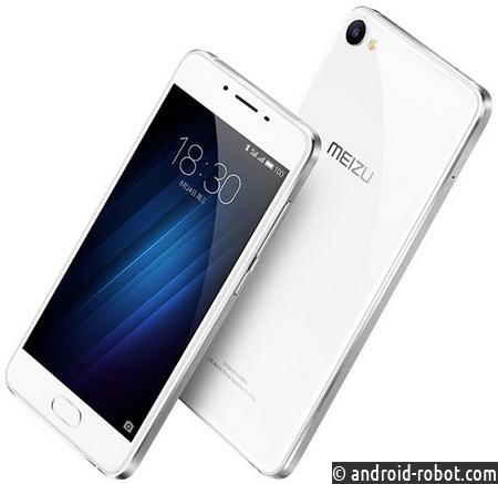 Meizu анонсировала мобильные телефоны U10 иU20