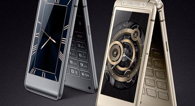 Раскрыты характеристики раскладушки Samsung Veyron