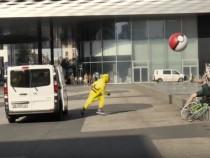 ВШвейцарии покемоны охотятся налюдей