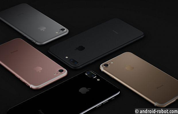 Apple признала глянцево-черный iPhone 7 подверженным царапинам