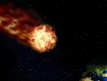 Климат наЗемле изменился из-за удара кометы