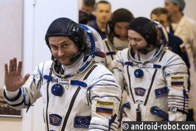 Последний «Союз» старой серии доставил экипаж МКС наЗемлю