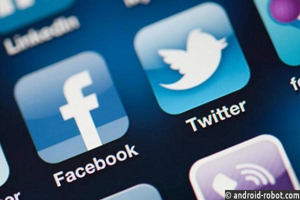 Фейсбук и Твиттер объявили оприсоединении ксети СМИ