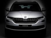 ВШанхае дебютирует новый концептуальный автомобиль Scoda Vision EConcept