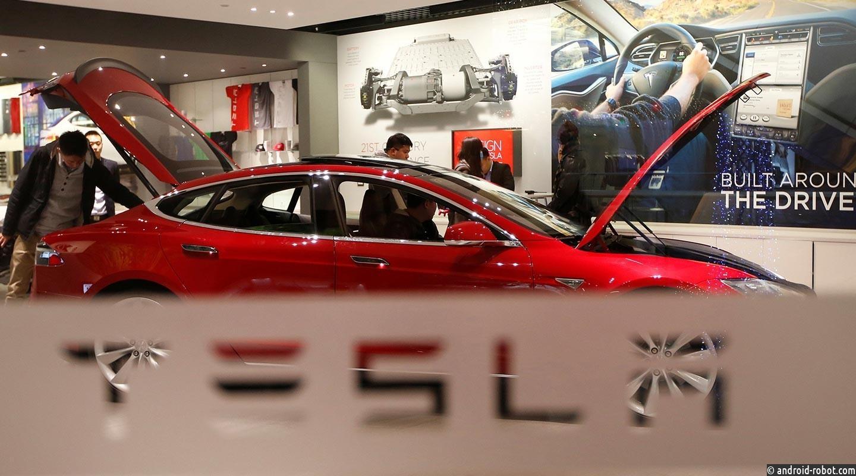 Хакеры-автовзломщики получили доступ ксистемам Tesla Model S