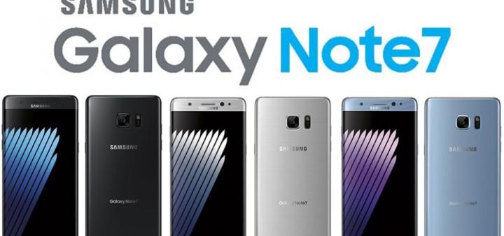 Samsung направил ответ Росстандарту всвязи синцидентами Galaxy Note 7