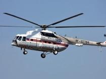 ВВисконсине разбился медицинский вертолет