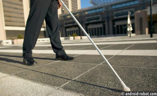 ВПензе изобрели необычайный навигатор для слепых людей