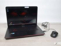 Обзор игрового ноутбука ASUS G771JW