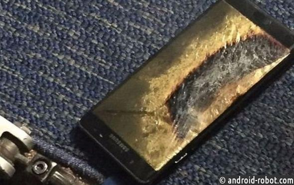Samsung приостановила выпуск смартфона Galaxy Note 7