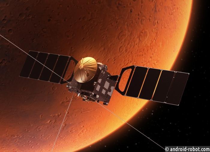 SpaceX: Колония наМарсе будет повиноваться законам США