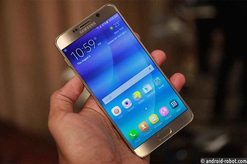 Самсунг остановил производство телефона Galaxy Note 7