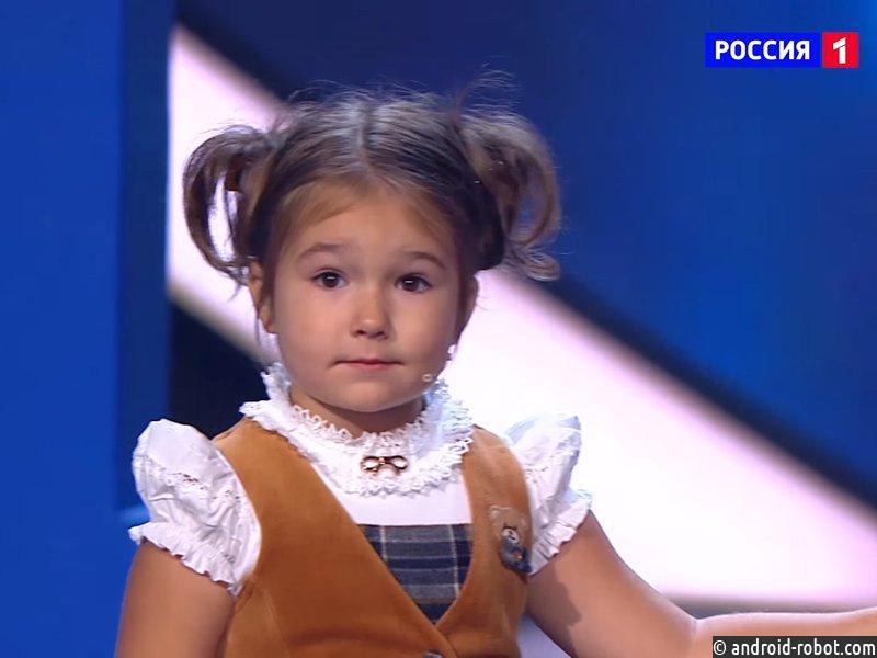 Говорящая на 6-ти языках 4-летняя москвичка стала звездой фейсбук