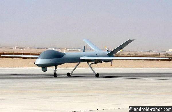 В КНР презентовали большой вмире боевой беспилотный дрон