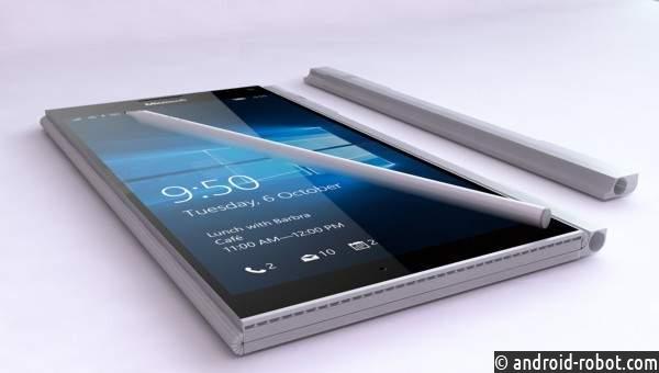 Очередные подробности о«начинке» Surface Phone