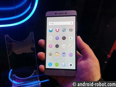 LeEco презентовала новый смартфон LeX850