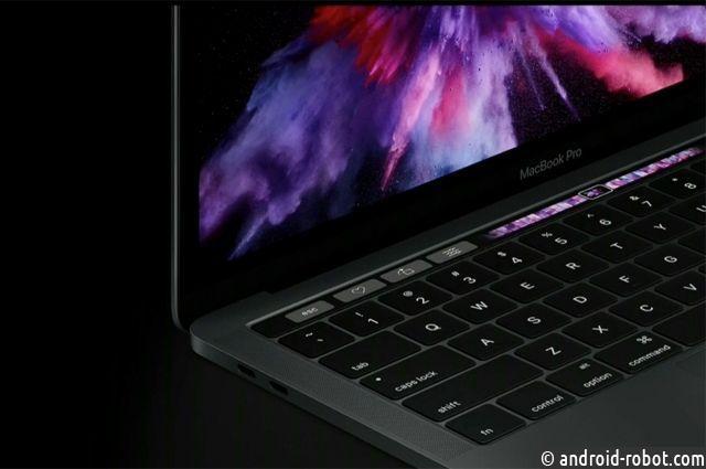 Сетки динамиков на13-дюймовом MacBook Pro сделаны вкосметических целях