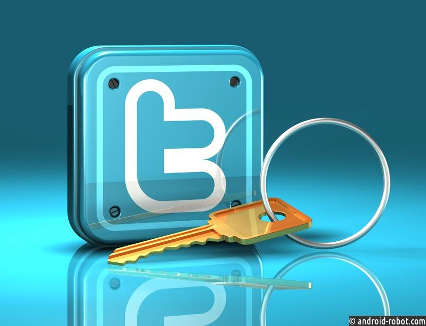 Вработе социальная сеть Twitter произошел сбой