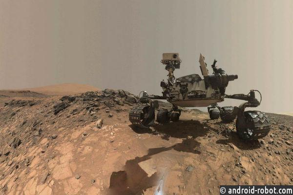 Curiosity отыскал наМарсе следы жизни